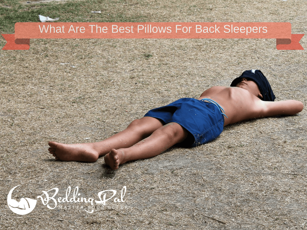best-pillow-back-sleepers