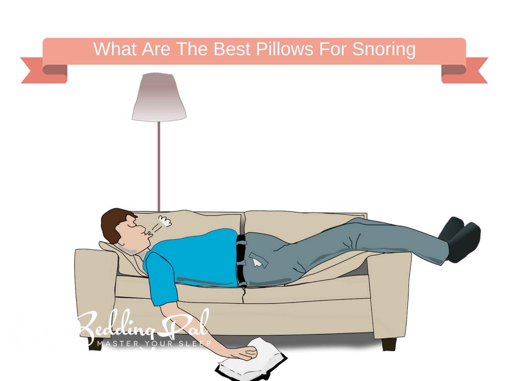 best-pillow-snoring
