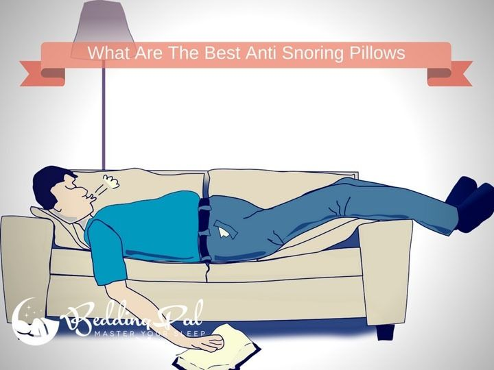 best-snoring-pillows