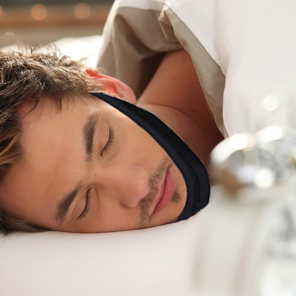 Best Anti Snoring Chin Strap in 2019 - Top 10 Anti-Snore Device