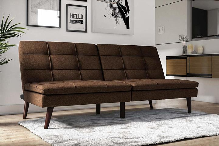 Pleasing Most Comfortable Futons In 2019 Our Top 10 Picks Creativecarmelina Interior Chair Design Creativecarmelinacom
