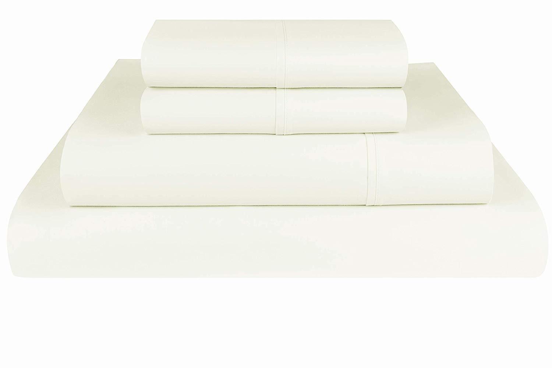 Egyptian Cotton Sheets 9 Threadmill Home Linen Extra-Long Staple Cotton Sheet Set