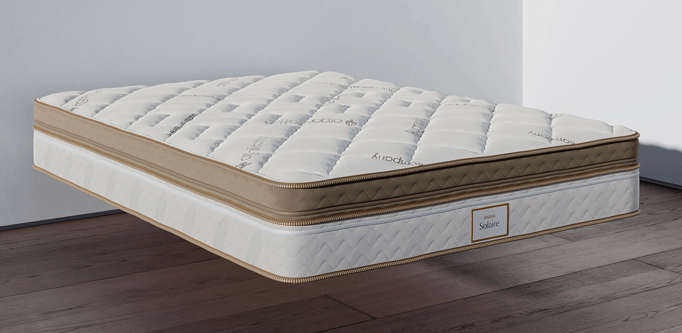promo code 7c7b8 6d9d2 Saatva Solaire Mattress Review 2019 - Taking An In-Depth Look
