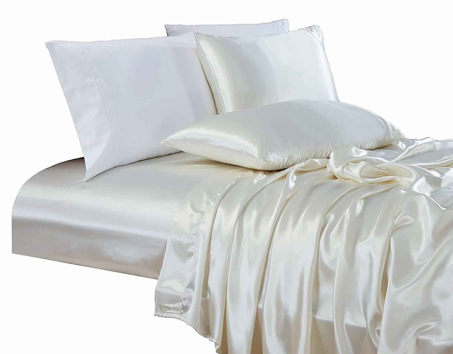 Best Satin Sheets In 2019 10 Satin Sheets To Look Out For