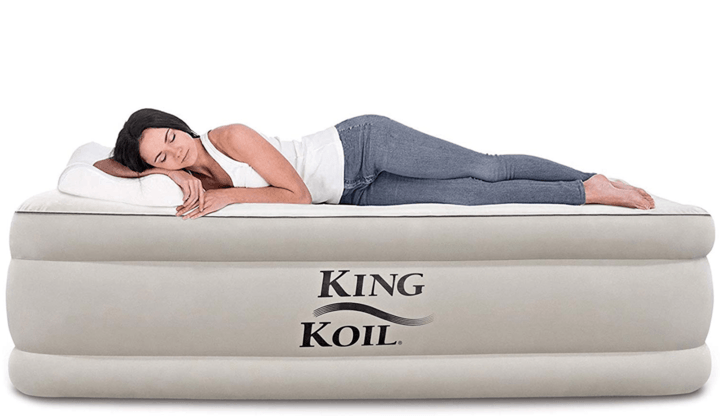 King Koil Air Bed