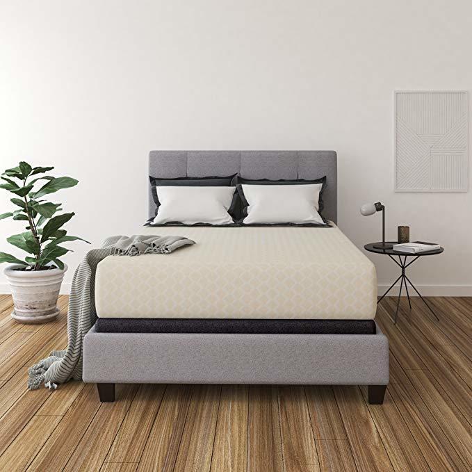 Ashley Furniture Signature Design – 12 inch Chime Memory Foam Mattress