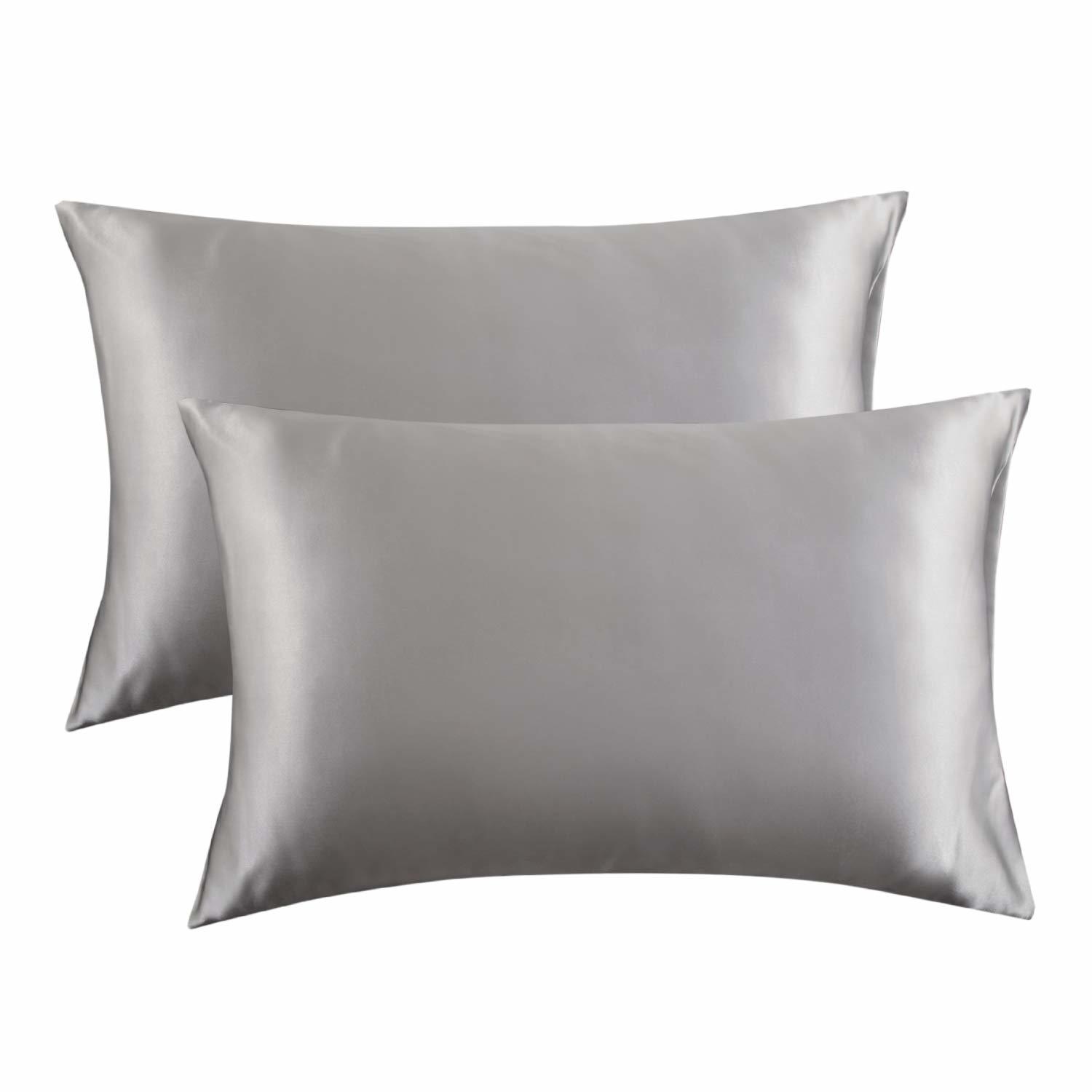 Bedsure-Satin-Pillowcase