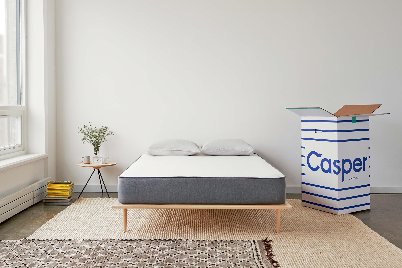The 12-inch Casper Mattress