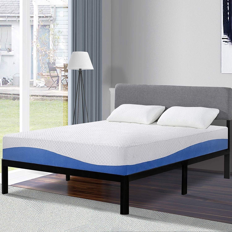 Olee Sleep 10-Inch Gel Infused Layer Top Memory Foam Mattress