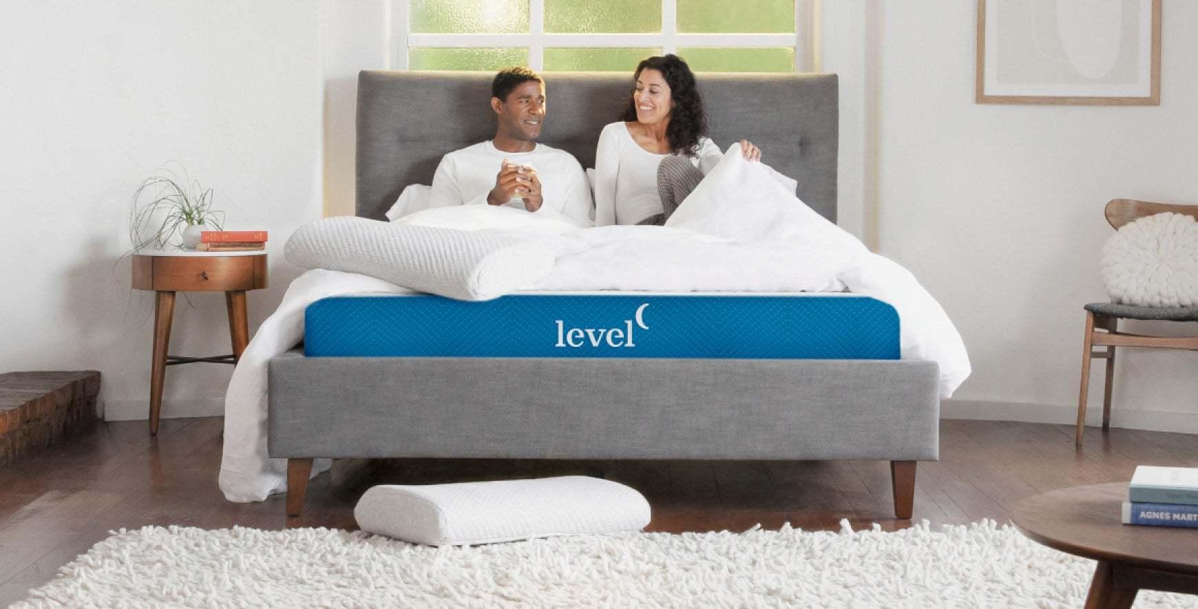 Level Sleep® Mattress; Best for hip pain