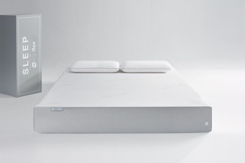 Ergoflex 5G Memory Foam Mattress