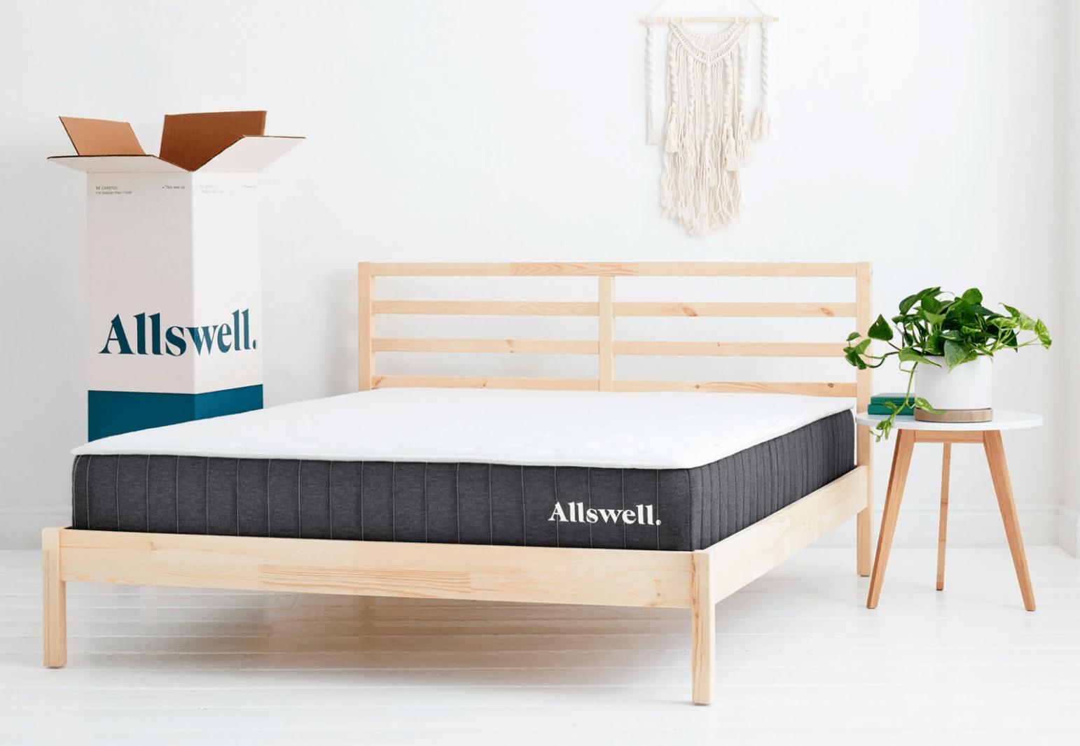 Best Firm Mattress; The Allswell