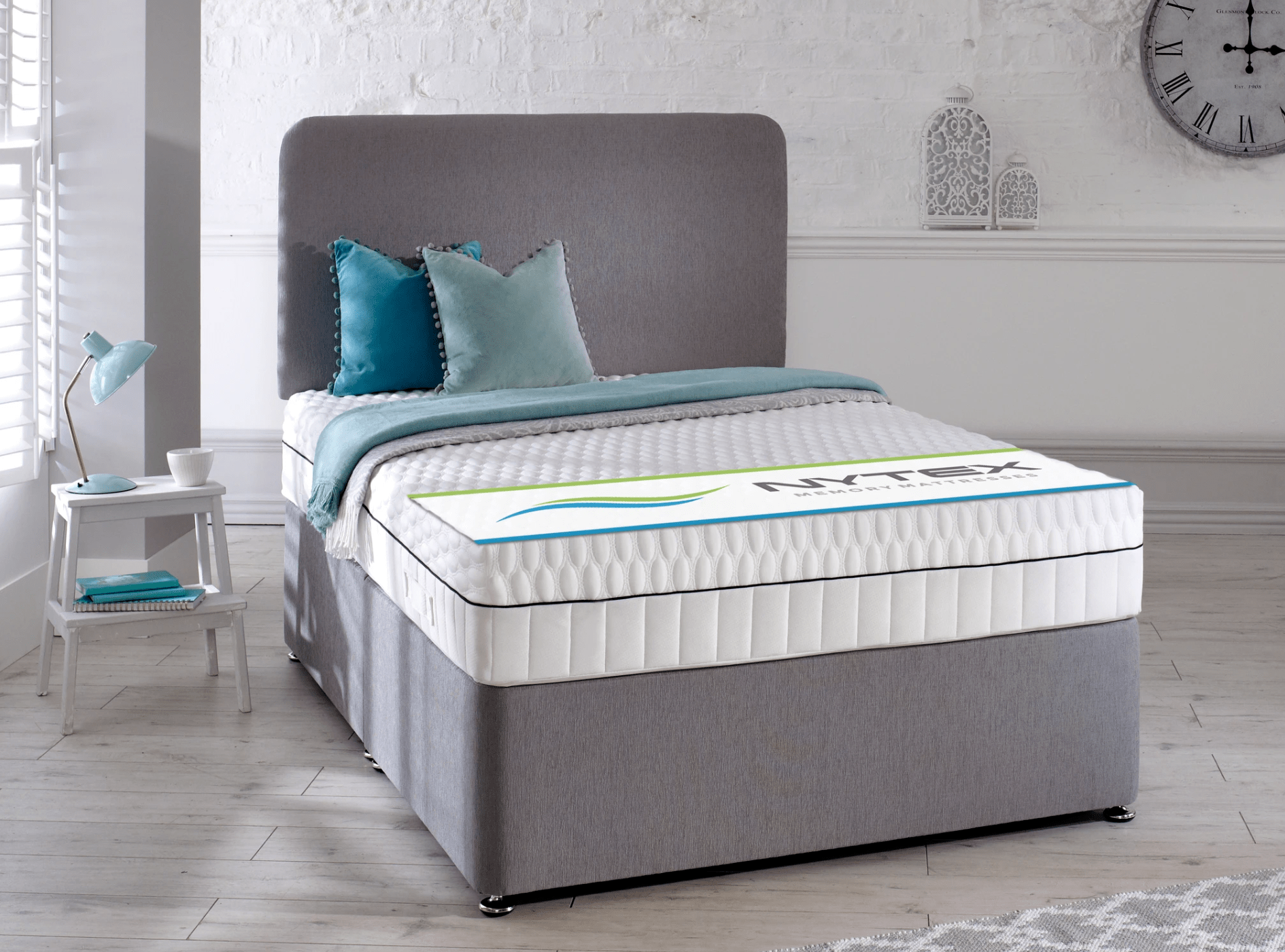 NYTEX LAZARUS NEXT GENERATION 7 ZONE MEMORY FOAM MATTRESS