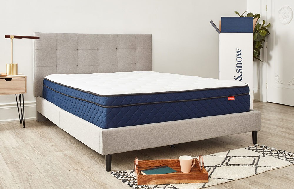 Canada Best Mattresses Silk & Snow Hybrid Mattress