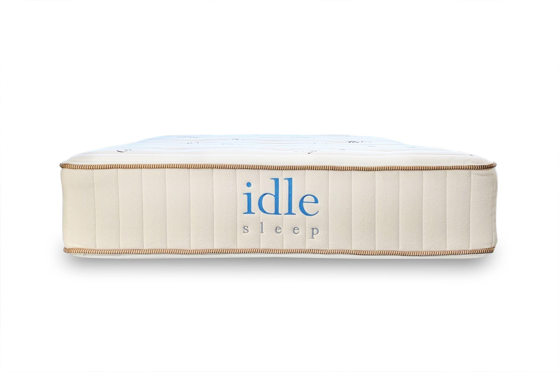 Idle Natural Latex Hybrid Mattress (Image via Idle Sleep Official Website)